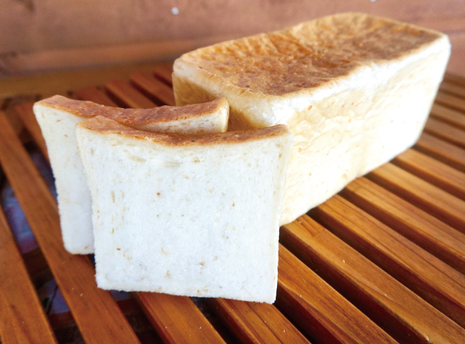 石窯玄米食パン